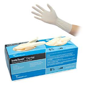 ディスポーザブル歯科用手袋(インスタタッチ)