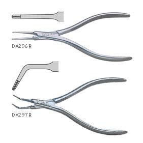 歯科用把持鉗子