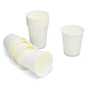 ペーパーカップ(ホワイト)