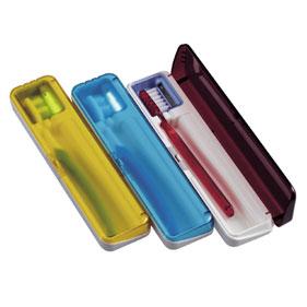 ポータブル歯ブラシ除菌器