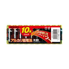 アルカリ乾電池MEMOREX