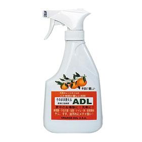 天然オレンジオイル洗剤 そのまま使えるADL