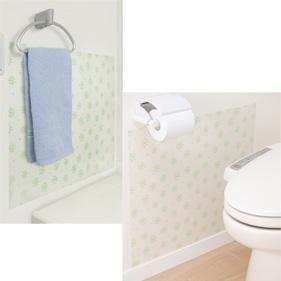 壁面汚れ防止シート(ロールタイプ)