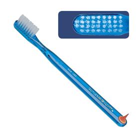 GUM 歯ブラシ アダルト4列 コンパクトヘッド