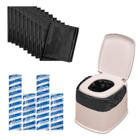ポータブルトイレ用袋