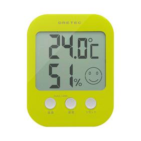 デジタル温湿度計 オプシス O-230
