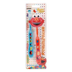 キャラクター歯ブラシ 2本組