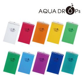 AQUA DROPs ツイストリング・ノート(メモサイズ)
