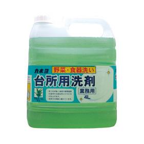 カネヨ 台所用洗剤4L