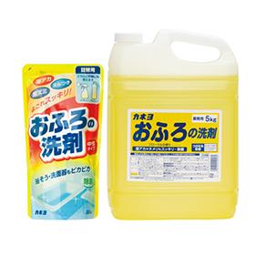 カネヨ おふろの洗剤