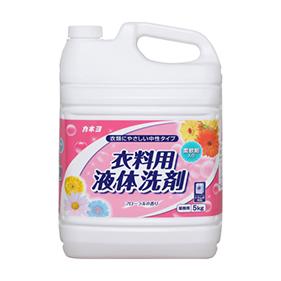 柔軟剤入り衣料用液体洗剤