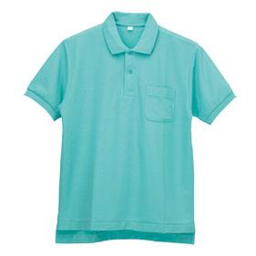 男女兼用ポロシャツ(ポケット付)