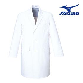 MIZUNO メンズドクターコート(シングル)
