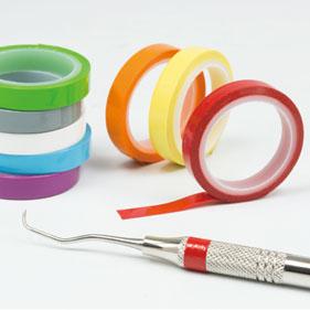インスツルメント識別テープ