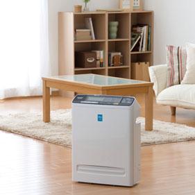 【PM2.5対応】空気清浄機 PM2.5ウォッチャー