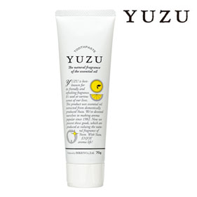 YUZU トゥースペースト