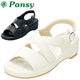 Pansy アッパークロスサンダル HN5302
