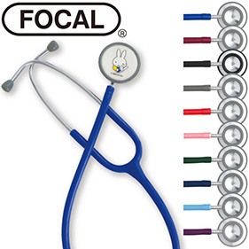 FOCAL キャラクターカラー聴診器 ミッフィー 95006