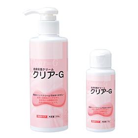 皮膚保護クリーム クリア-G