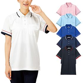 コンフォートセンサー男女兼用ポロシャツ
