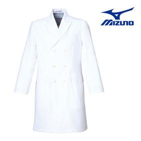 MIZUNO メンズドクターコート(ダブル)