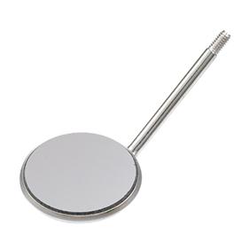 KOHLER マウスミラー ロジウムコーティング (シンプルステム)