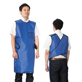 パノラマレントゲン防護衣