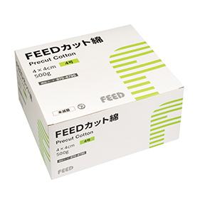 FEEDカット綿