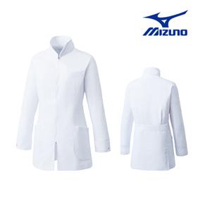 MIZUNO フロントジップハーフコート(レディス) MZ-0055