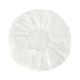 ヘッドレストカバー ホワイト