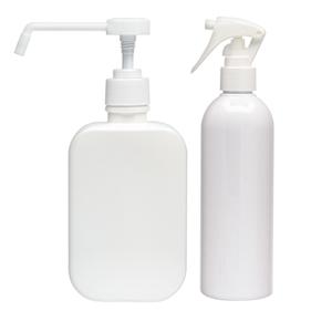 除菌・消毒液用スプレーボトル