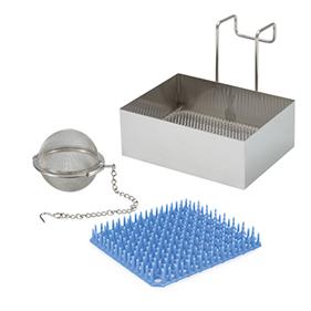 超音波洗浄器用アクセサリー